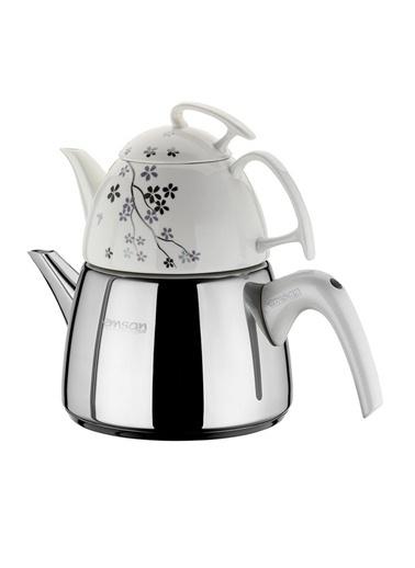 Seylan Çaydanlık Seti Mine-Emsan